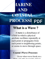 Marine and Coastal Processes