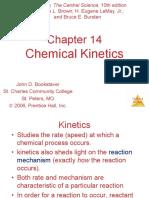 Kinetics Class