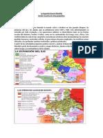 La Segunda Guerra Mundial Punto de Vista Geografico