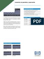 Reparto de Carga, Conexión en Paralelo y Operación - Marina y Offshore (ES)