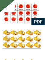 Emoticon Puas Dan Tidak Puas