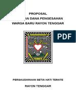 Proposal PSHT