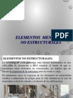 Elementos No Estructurales 1 Convertido