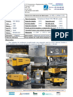 Compressor Diesel Atlas Copco XAS 186 (1)