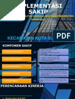 Implementasi Sakip Kec Kota
