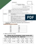 Prueba Unidad 1 de Matemática 2019 MAYO VISUAL DISMINUIDA