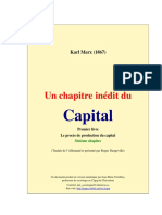 Le Capital Chapitre VI Inedit
