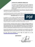 Carta Ficha de Participación Proyectos