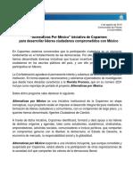 CP 213 AlternativasPorMexico 20190804 Vf