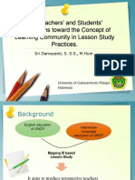 PPT Lesson Study