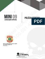 9º Mini Legislação Especial - Pós-Edital - PF