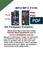 Manual Vaic T1100 - T1200