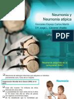 Neumonia y Neumonía Atipica