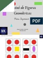 Dominó de Figuras Geométricas Min