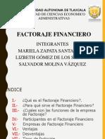 Factoraje Financieroo