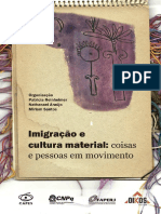 Reinheimer, Araújo e Santos. Imigração e Cultura Material - E-book