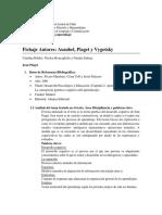 Piaget Fichaje