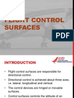Flight Control Surface