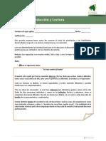 Ejemplo de estudio de examen de redacción técnica