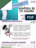 Robotica en Tu Colegio