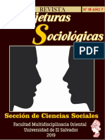 revista conjeturas sociológicas