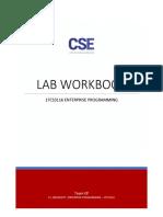Entreprise Programming Lab_Skill WorkbookV1.0