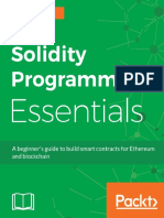 solidity study material