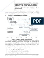 Logics and distributed control system