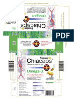 Chiacaps Premium Oil 30caps Prospecto ELEA