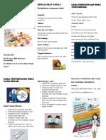 Leaflet PIO