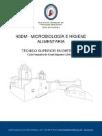 Microbiologia e Higiene Alimentaria