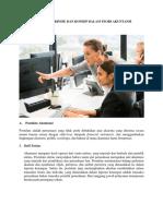 Postulate, Prinsip, Dan Konsep Dalam Teori Akuntan