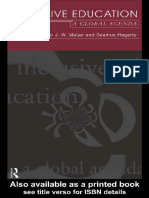 [International perspective on reading assessment] Seamus Hegarty, Cor and Meijer, Sip Jan Pijl - Inclusive Education_ A Global Agenda (1996, Routledge).pdf