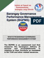 Bgpms presentation