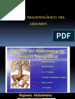 Anatomia Radiológica Abdomen