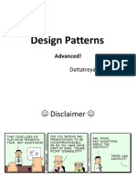 Design Patterns - Advanced