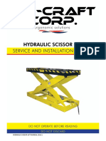 Hydraulic Scissor Lift Manual