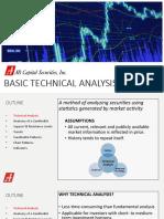 Basic Technical Analysis