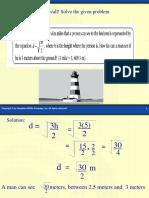 19Solving RADCALS Equation