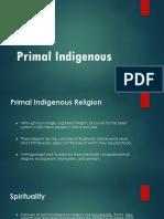 Primal Indigenous