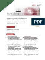 SALTO- CU42xx Datasheet EN | Access Control | Computer Network
