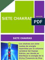 Siete Chakras