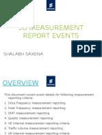 3G Measurement Report Events