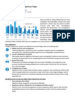 Tugas Ekologi Industri - Digitalisasi Migas - Feri Noviantoro 419722