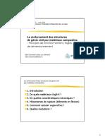 Renforcement Des Structures - partie 2