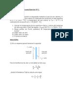 Problem de Transferencia de calor (radiacion)