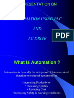 Presentation on PLC