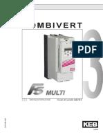 Manuale Inverter Keb
