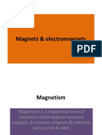 Magnets & Electromagnets