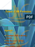 Future of Hr Profession